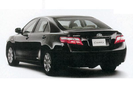 Rent Toyota Camry in Chennai with cheap rate